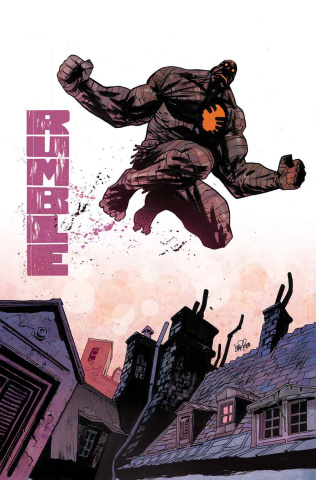Rumble #12 (Harren Cover)