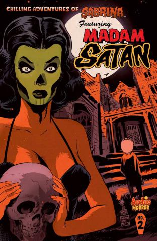 Sabrina #2 (Francavilla Cover)