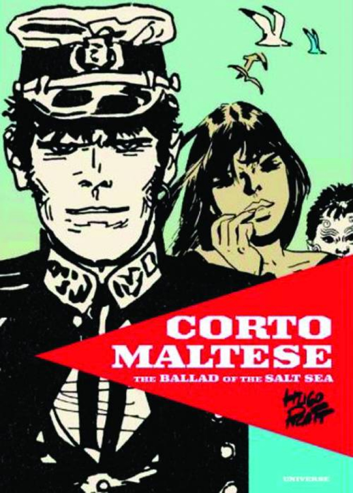 Corto Maltese Vol. 1: The Ballad of the Salt Sea