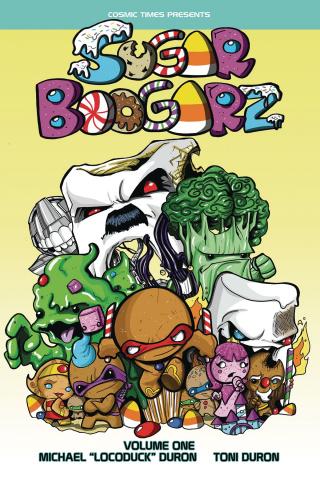 Sugar Boogarz Vol. 1
