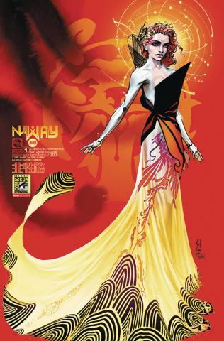 Nu Way #1 (SDCC 2018 Cover)