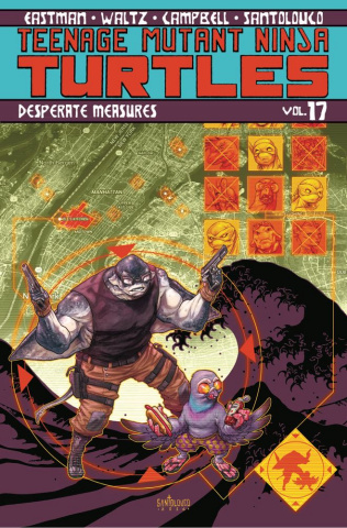 Teenage Mutant Ninja Turtles: Amazing Adventures - Robotanimals #3 (10 Copy Cover)