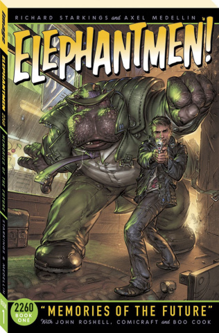 Elephantmen 2260 Book 1