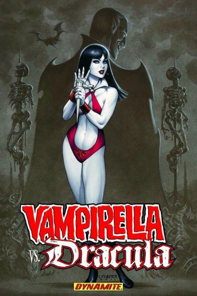 Vampirella vs. Dracula