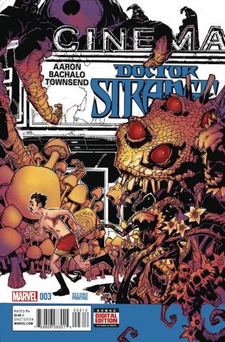 Doctor Strange #3 (Bachalo 2nd Printing)