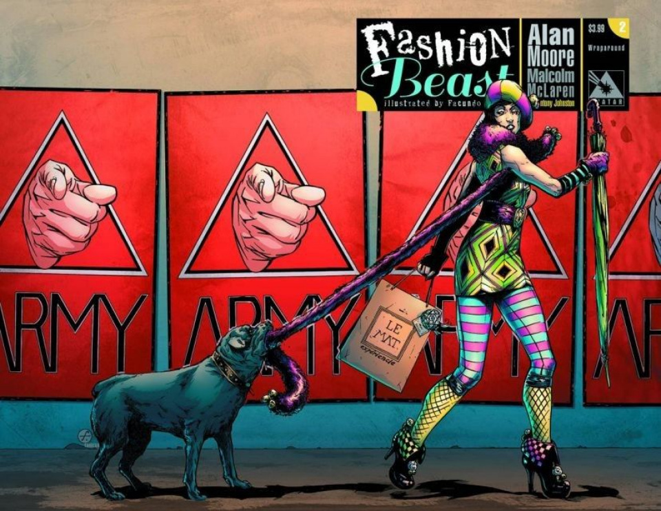 Fashion Beast #2 (Wrap Cover)
