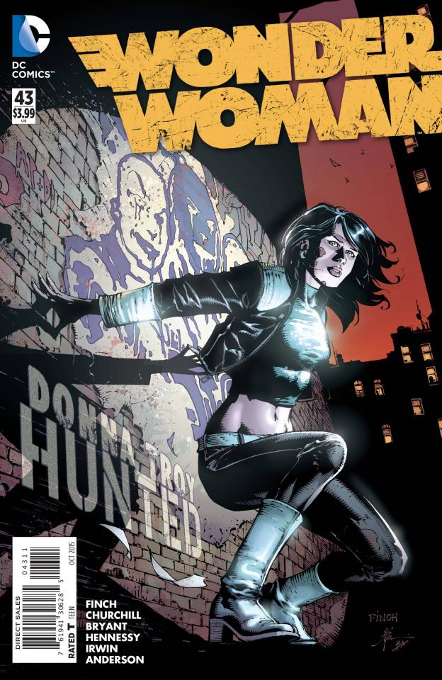 Wonder Woman #43