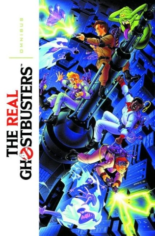 The Real Ghostbusters Omnibus Vol. 1