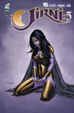 Jirni #5 (Santamaria Cover)