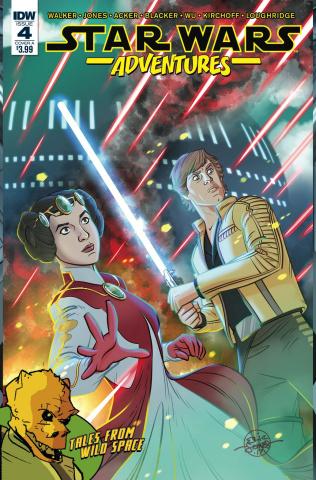 Star Wars Adventures #4 (Jones Cover)