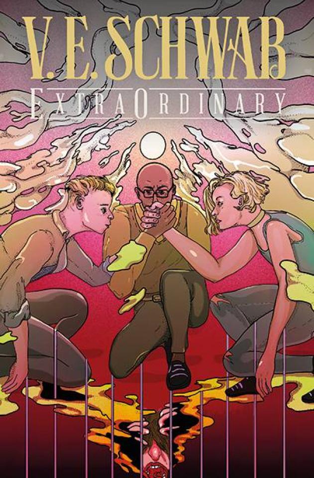ExtraOrdinary #4 (Petraites Cover)