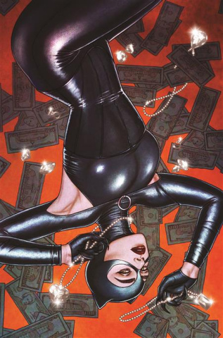Catwoman #29 (Jenny Frison Card Stock Cover)