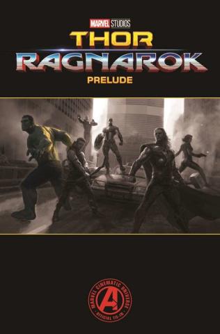 Thor: Ragnarok Prelude #2