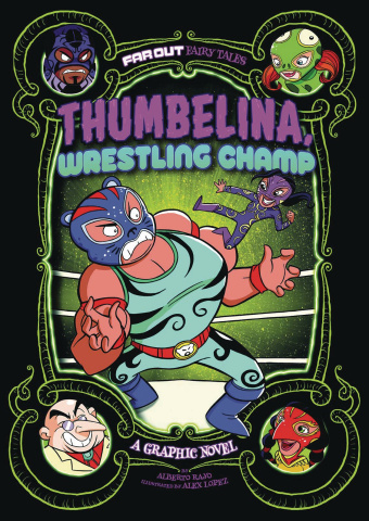 Thumbelina: Wrestling Champ
