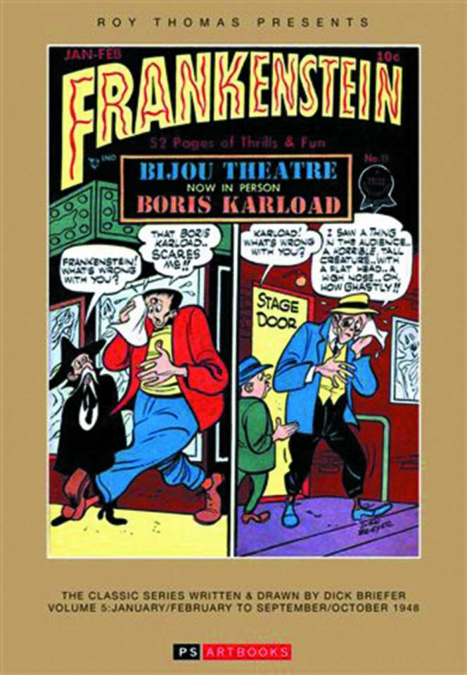 Briefer: Frankenstein Vol. 5: 1948