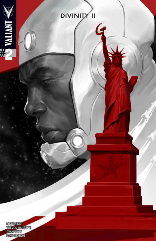 Divinity II #2 (Kevic-Djurdjevic Cover)