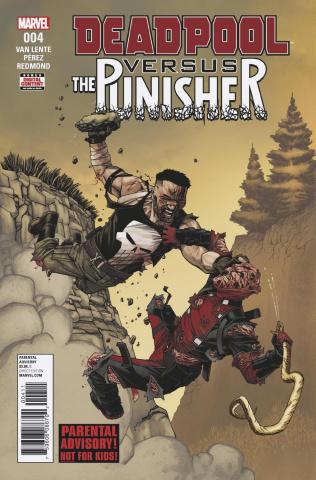 Deadpool vs. The Punisher #4