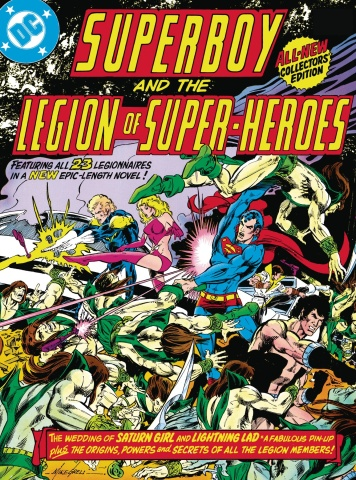 Superboy and The Legion of Superheroes Vol. 1
