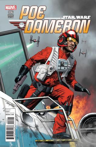Star Wars: Poe Dameron #6 (Mayhew Cover)