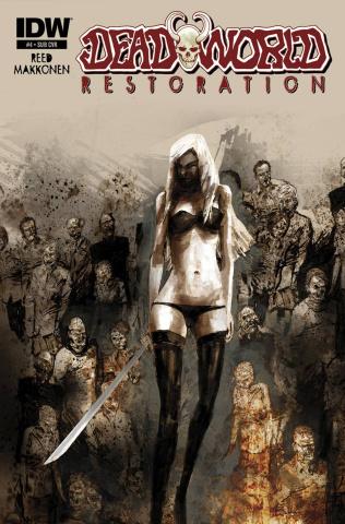 Deadworld: Restoration #4