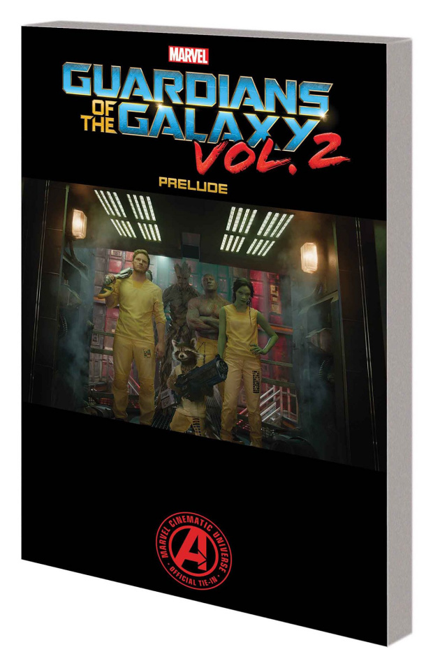 Guardians of the Galaxy, Vol. 2 Prelude