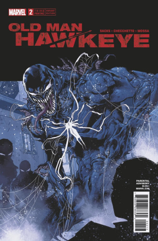 Old Man Hawkeye #2 (Checchetto 3rd Printing)