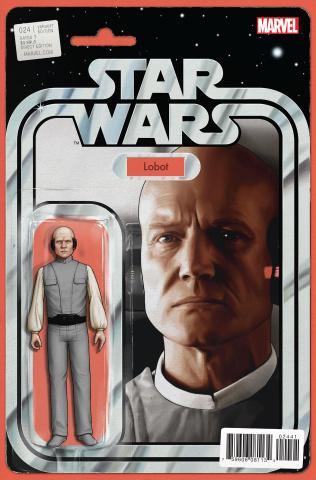 Star Wars: Poe Dameron #7 (Del Mundo BB-8 Cover)