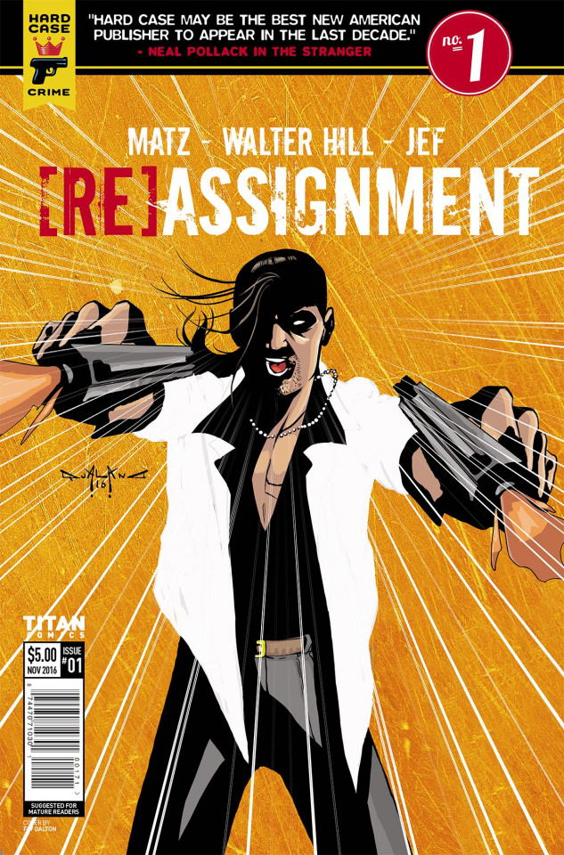 [Re]Assignment #1 (Qualano Cover)