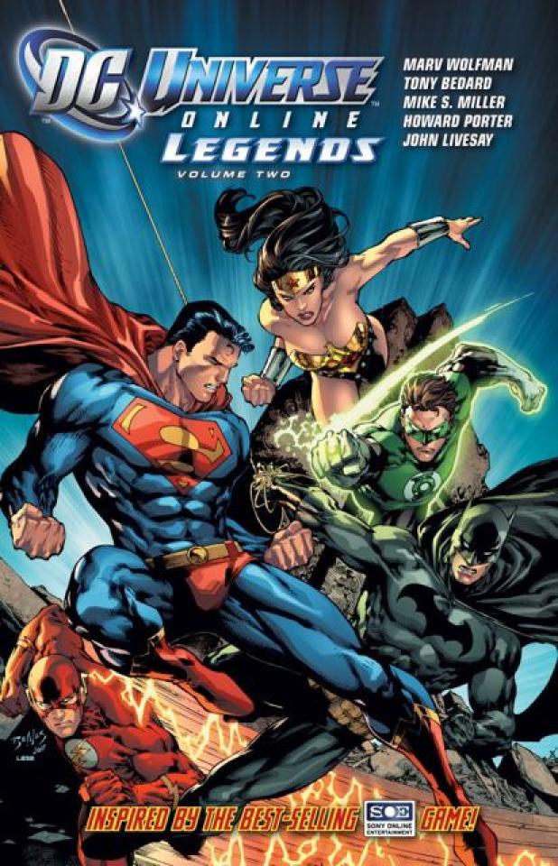 DC Universe: Online Legends Vol. 2