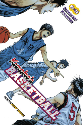 Kuroko's Basketball Vol. 11 (2-in-1 Edition)