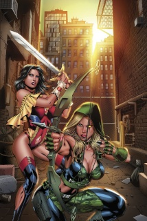 Grimm Fairy Tales #6 (Rei Cover)