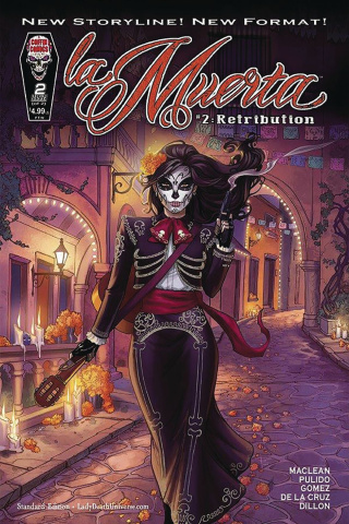 La Muerta: Retribution #2