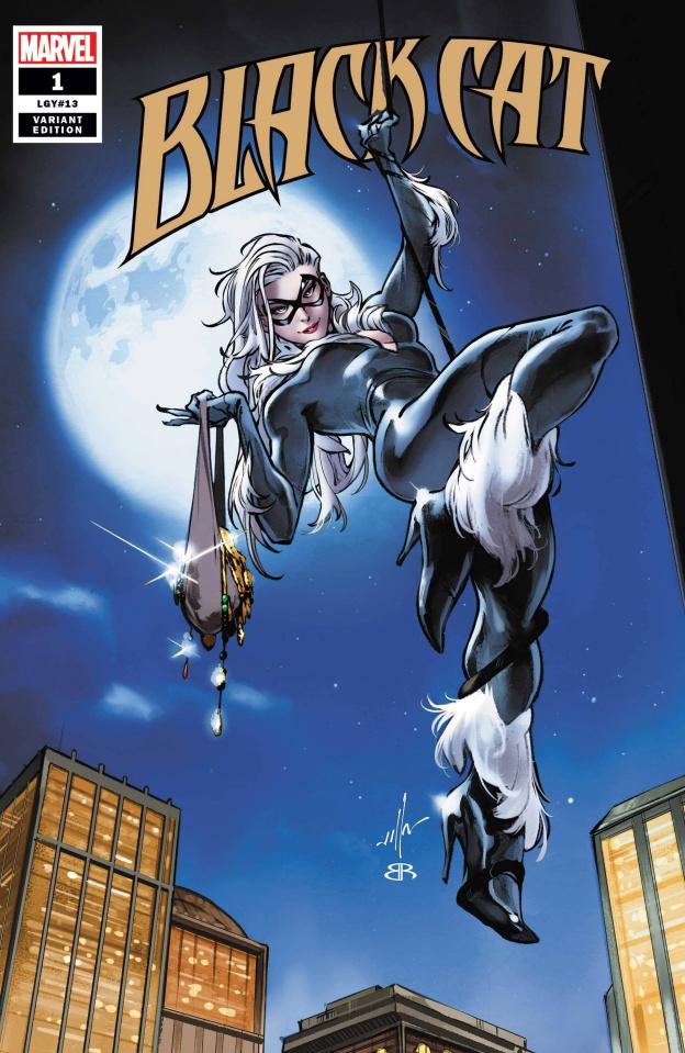 Black Cat #1 (Villa Cover)