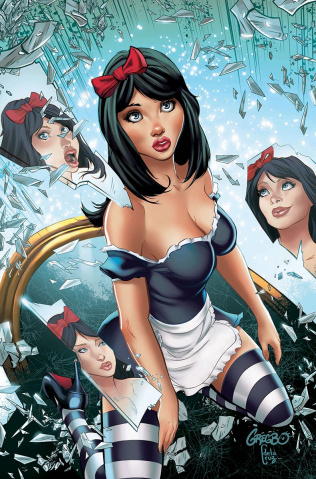 Grimm Fairy Tales: Wonderland #51: Epilogue (Watson Cover)