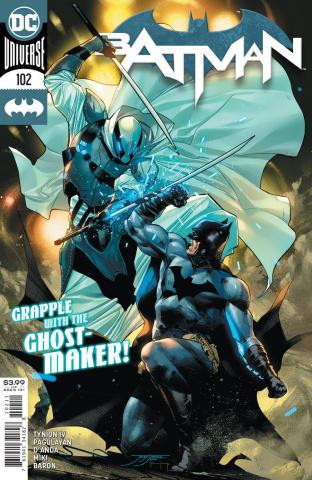 Batman #102 (Jorge Jimenez Cover)