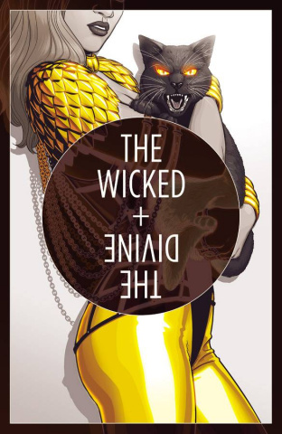 The Wicked + The Divine #17 (McKelvie & Wilson Cover)