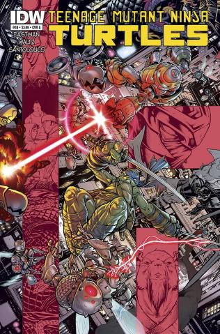 Teenage Mutant Ninja Turtles #48