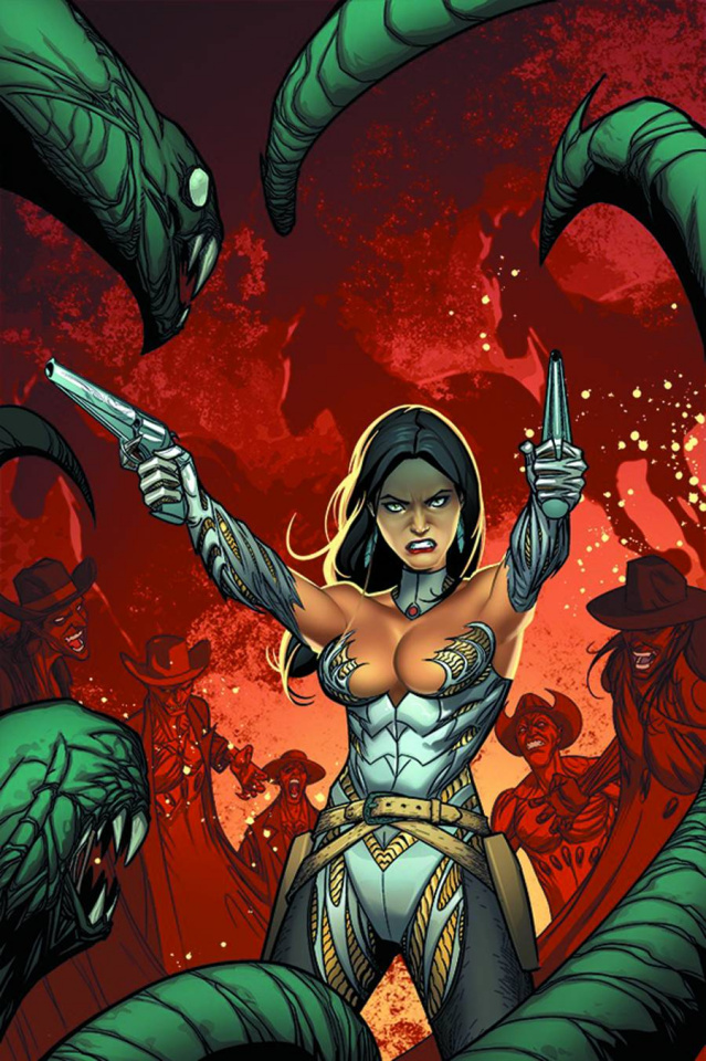 Witchblade: Day of the Outlaw