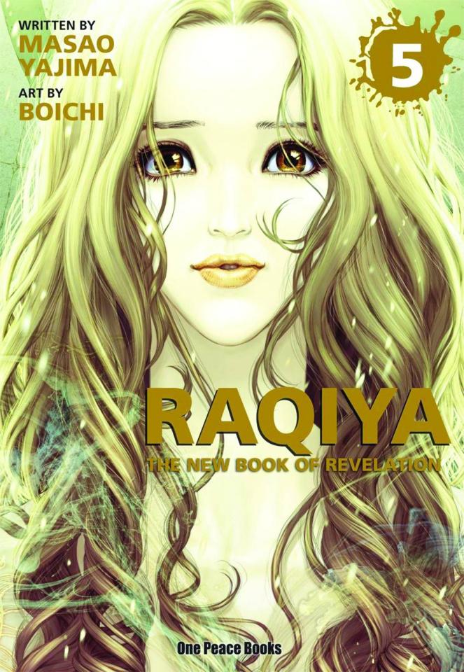 Raqiya: The New Book of Revelation Vol. 5