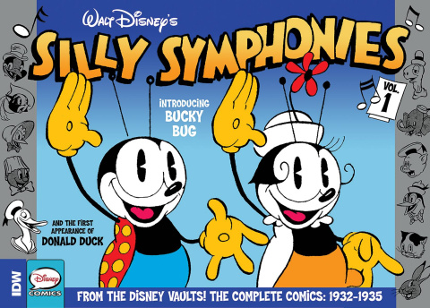 Silly Symphonies Vol. 1: The Complete Comics - 1932-1935