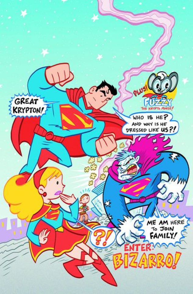 Superman Family Adventures #2