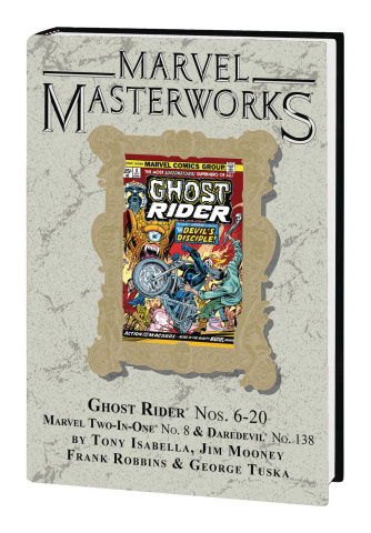 Ghost Rider Vol. 2 (Marvel Masterworks)