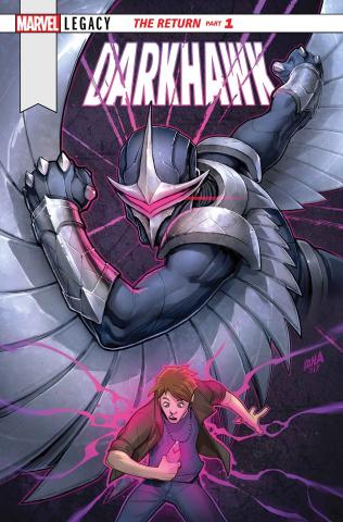 Darkhawk #51: Legacy