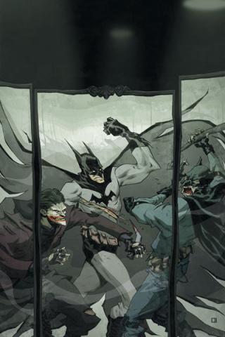 Batman Impostors