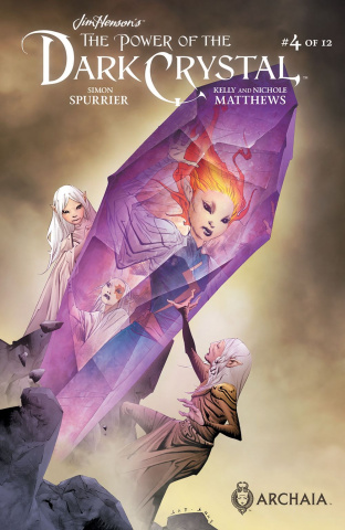 The Power of the Dark Crystal #4 (Lee Cover)