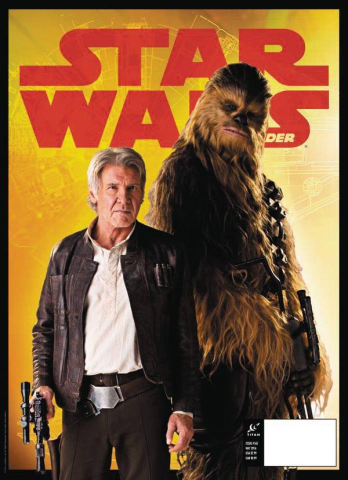 Star Wars: Rebels Magazine #4