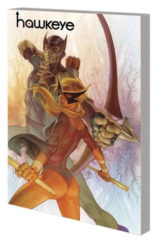 Hawkeye: The Avenging Archer