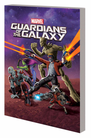 Marvel Universe: Guardians of the Galaxy Vol. 1 (Digest)