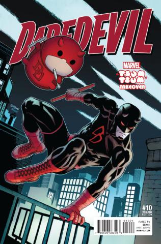 Daredevil #10 (McGuinness Tsum Tsum Cover)