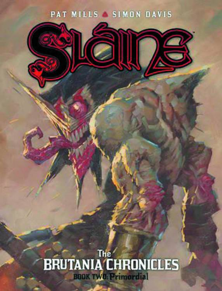 Sláine: The Brutania Chronicles Vol. 2